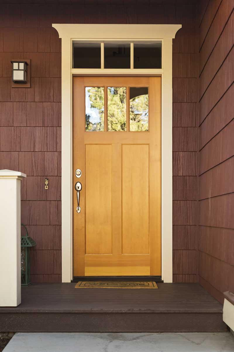 bamboo entry and interior doors - Agoura Sash & Door